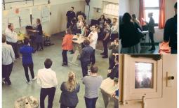 Klant ervaring – Nederlandse Politie Bond: Event 'Toekomst en Innovatie'